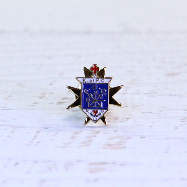 4th Degree Lapel Pin