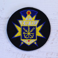 Fourth Degree Patch
