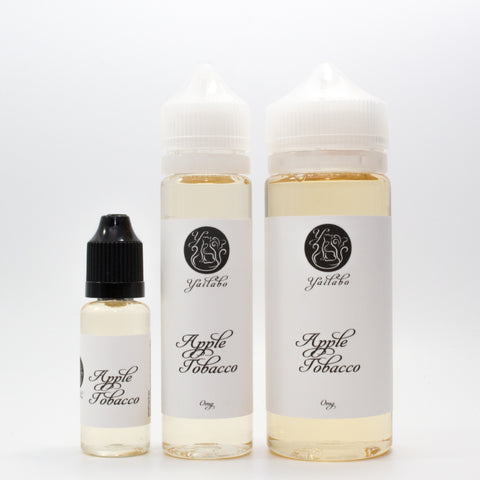 Yailabo E-Liquid Apple Tobacco