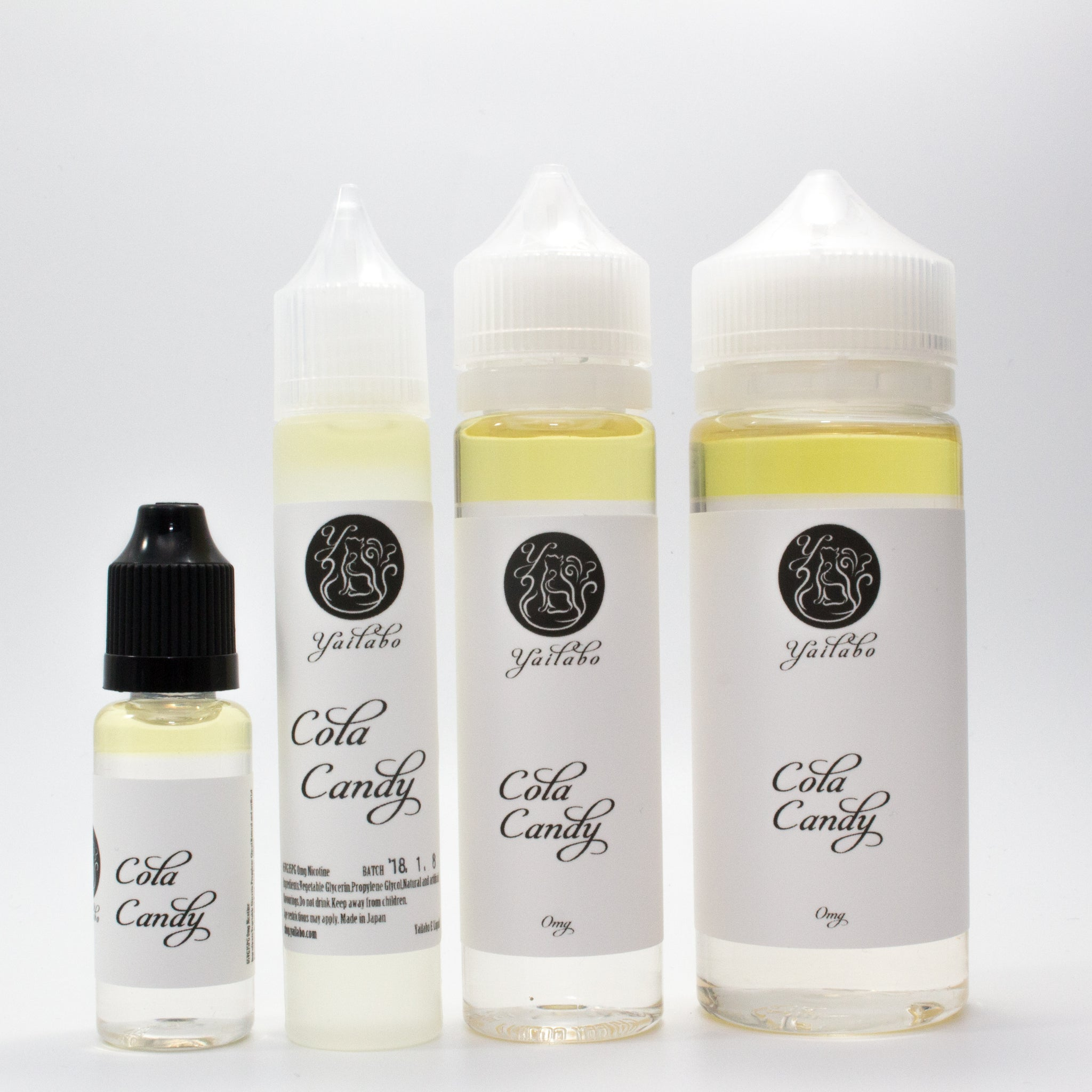 Yailabo E-Liquid Cola Candy