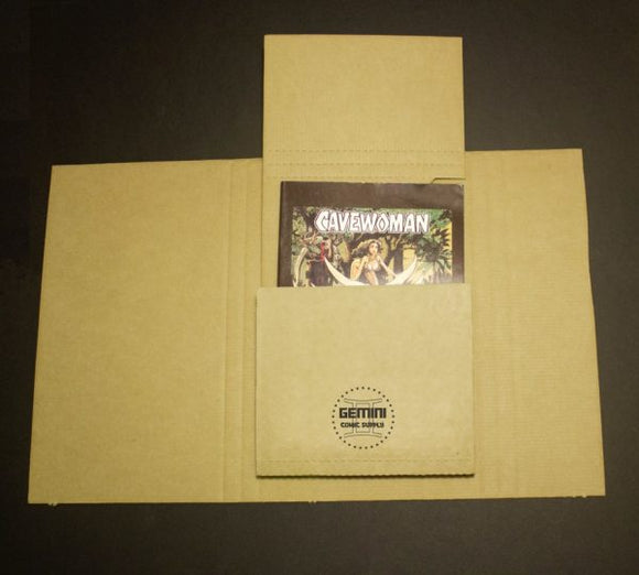 Comic Book Shipping & Packing Supplies | Bubble Wrap | Gemini Comic Book Flash Mailers