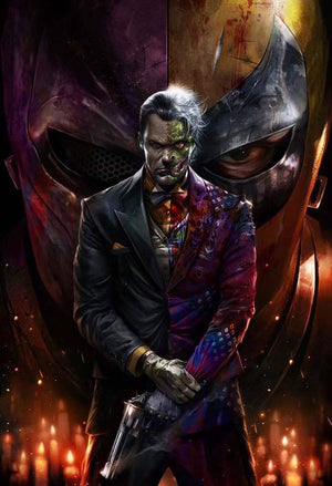 Francesco Mattina Surprises Comic Book Art Fans Every Week