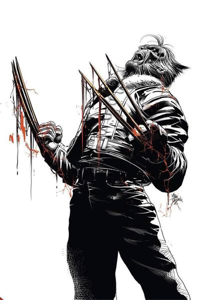 OLD MAN LOGAN COMIC BOOKS