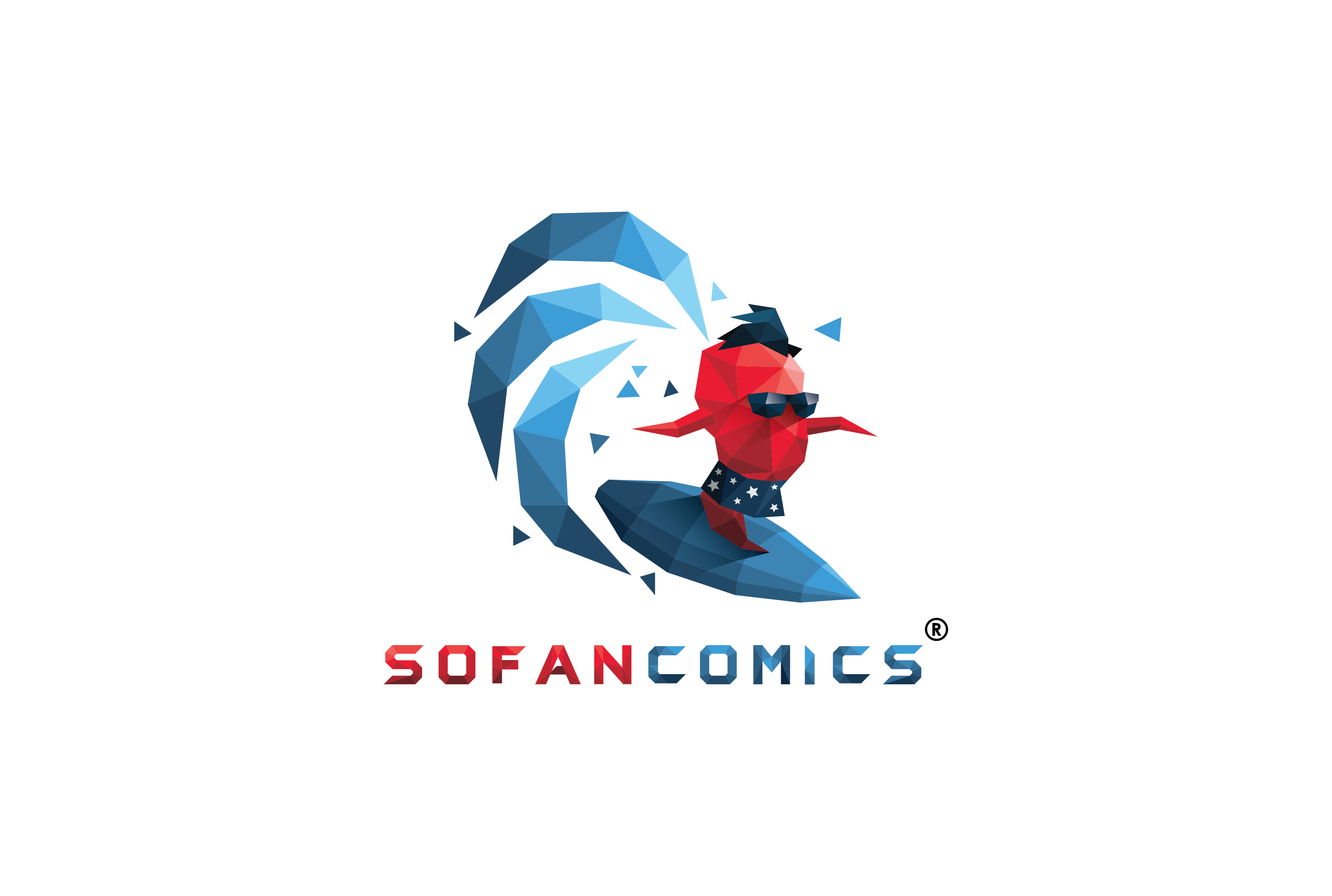 Sofan Comic Books logo