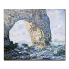 Claude Monet Sea Scape Painting Wall art