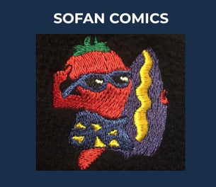 SOFAN COMICS ONLINE COMIC BOOKS LOW PRICE GLOBAL SHIPPING