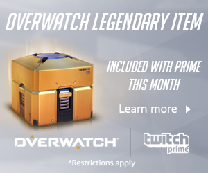 twitch overwatch amazon discount promo savings