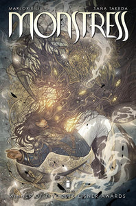 Monstress #22 Sana Takeda Vf+/nm+ 1St Print Comic