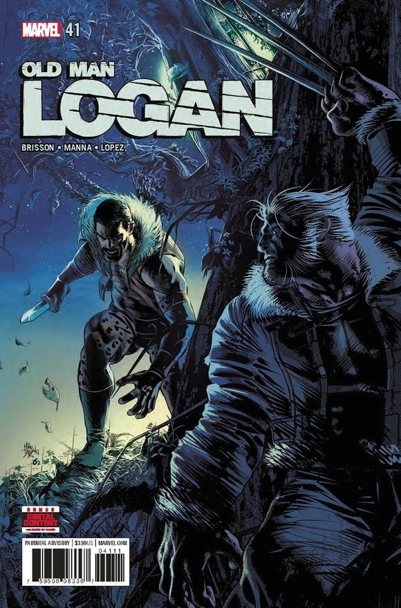 Old Man Logan #41 MIKE DEODATO VF+/NM+