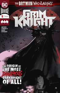 Batman Who Laughs Grimm Knight #1 A Jock Vf+/nm+ Comic