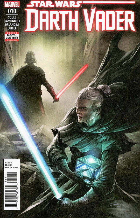 Star Wars Darth Vader #10 Cover A Regular Giuseppe Camuncoli Vf+/nm+ Comic