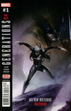 Generations Wolverine & All-New #1 Vf+/nm+ 2Nd Print Francesco Mattina Comic