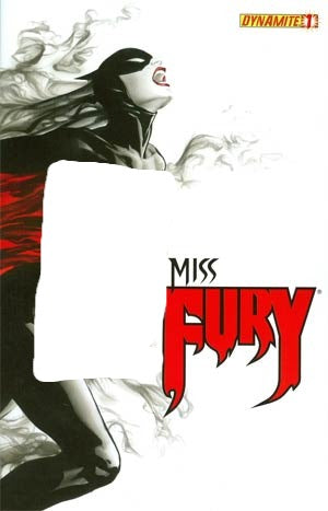 Miss Fury #1 A Regular Alex Ross VF+/NM+