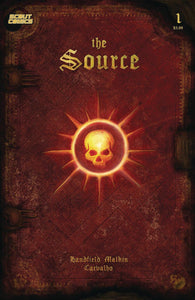 Source #1 A 1St Print Vf+/nm+ Sold Out Comic