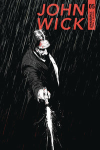 John Wick #5 B Variant George Mcwilliams Vf+Nm+ Comic