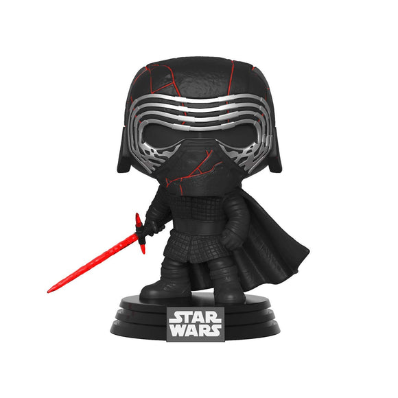 Funko POP Star Wars The Rise of Skywalker Kylo Ren Supreme Leader in stock