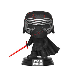 The Rise of Skywalker Kylo Ren Supreme Leader Funko POP DAMAGED