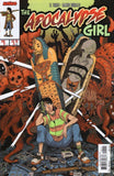 The Apocalypse Girl #1 Comic Book 2017 Amigo Comics Rare Low Print Run Nm Comic