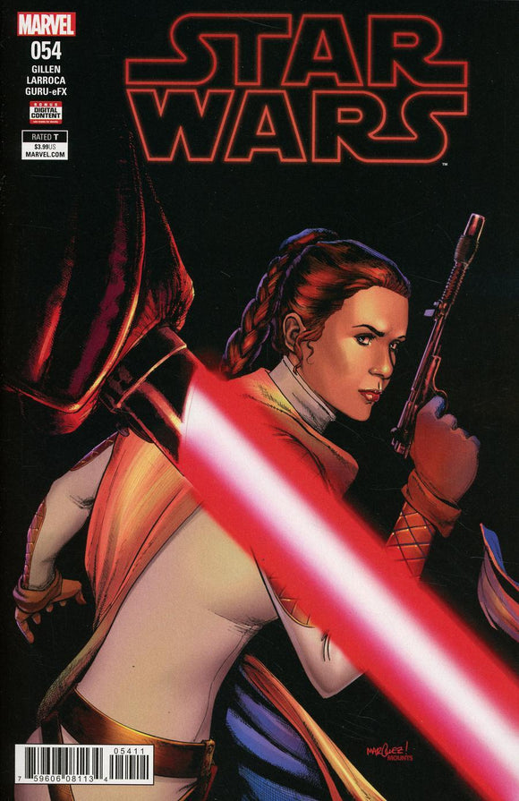 Star Wars #54B David Marquez 1St Print Vf+/nm+ Comic