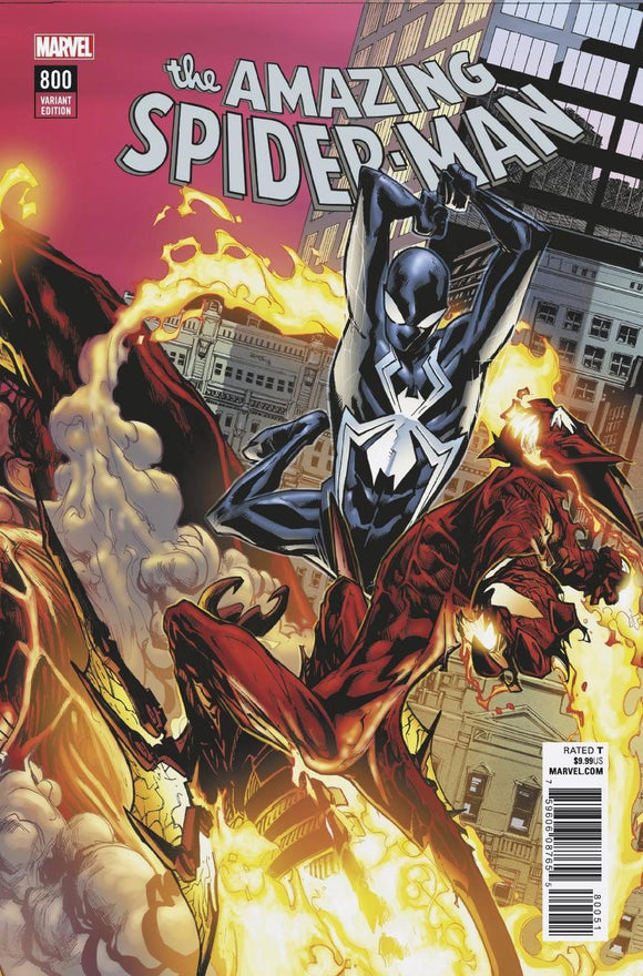 Amazing Spider-Man #800 B Ramos Vf+/nm+ 1St Print Sold Out Comic