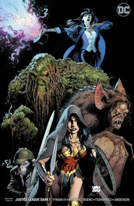 Justice League Dark #1 B Capullo & Glapion Nm 1St Comic