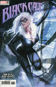 Black Cat #3 B InHyuk Lee Variant VF+/NM+ bad guys