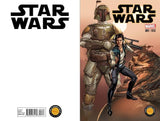 Star Wars #1 J Scott Campbell Cargo Hold Color Variant Vf/nm- Comic