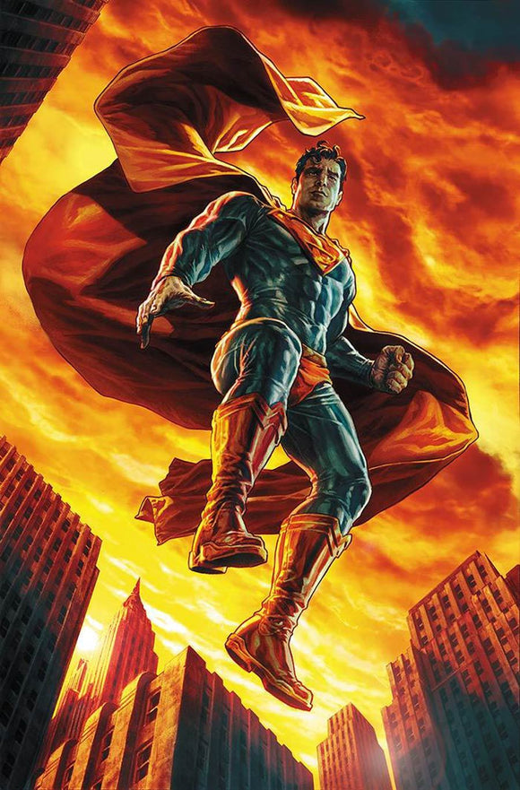 Action Comics #1000 Lee Bermejo Vf+/nm+ 2018 Superman Variant Comic