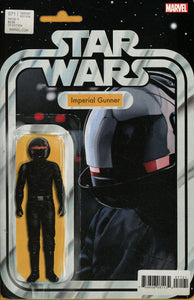 Star Wars #71 John Tyler Christopher Action Figure Variant NM
