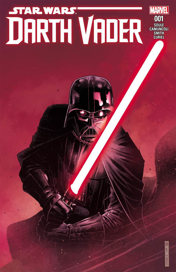 Star Wars Darth Vader #1 A Jim Cheung Variant Nm Comic
