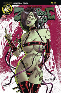 Zombie Tramp #49 C Rb White Sexy Variant Cover Vf+/nm+ Limited Comic