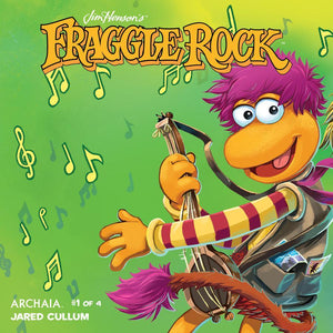 Fraggle Rock #1 B Jake Myler Connecting Subscription Variant Vf+/nm+ Comic