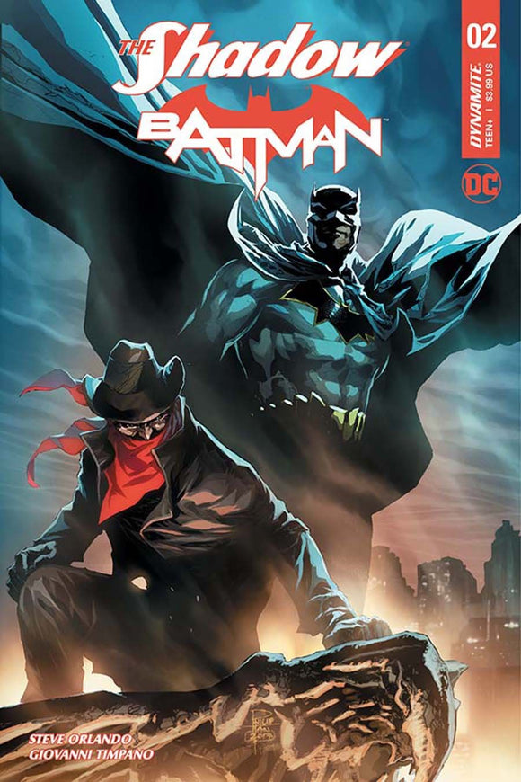 Shadow Batman #2D Variant Philip Tan Color Vf+/nm+ Comic