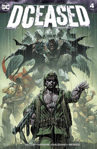 Dceased #4 A Andy Kubert VF+/NM+
