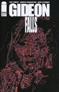 Gideon Falls #3 A Andrea Sorrentino Vf+/nm+ Rare Hard To Find 1St Print Comic