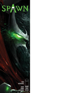Spawn #285 B Francesco Mattina Flesh Variant Vf+/nm+ Comic