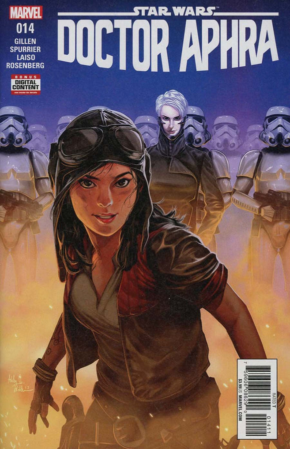 Star Wars Doctor Aphra #14 A Ashley Witter Nm Comic