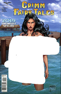 GFT 2019 Swimsuit Special One Shot #1 A Reyes Variant VF+/NM+