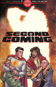 Second Coming #1 A Amanda Conner VF+/NM+