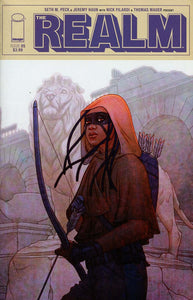 Realm #5 B Jenny Frison Variant Cover Vf+/nm+ Comic