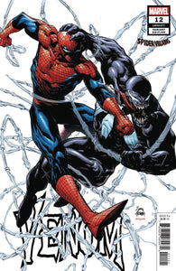 Venom #12 B Ryan Stegman Spider-Man Villains Variant Nm Comic