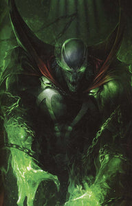 Spawn #284 C Francesco Mattina Virgin Variant 1St Print Vf+/nm+ 2018 Comic