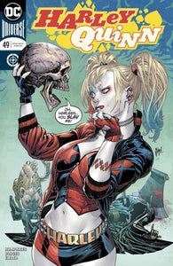 Harley Quinn #49 A Regular Guillem March Cover Vf+/nm+ Comic