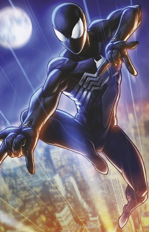 Symbiote Spider-Man #2 B Jongju Variant Vf+/nm+ Comic