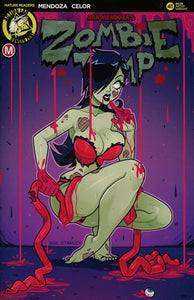 Zombie Tramp #41 E Zoe Stanley Sexy Cover Ltd 2 000 Vf+/nm+ Comic