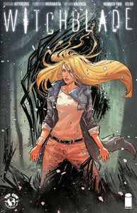 Witchblade #2 Ingranata And Valenza Vol2 Vf+/nm 1St Print Comic