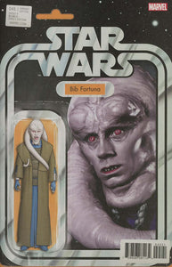 Star Wars #45 B John Tyler Christopher Variant Bib Fortuna Vf+/nm+ Comic