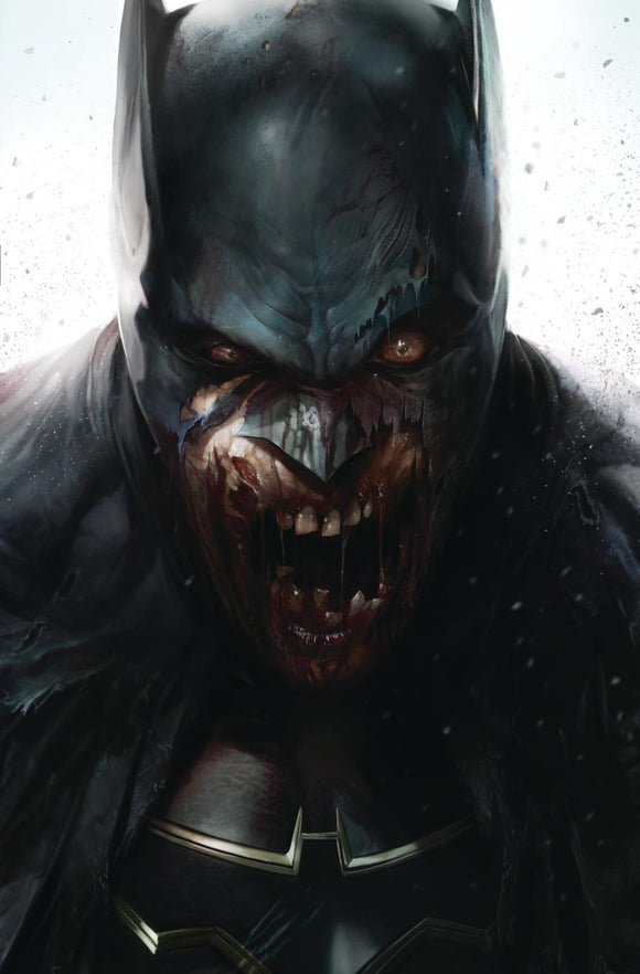 Dceased # 1 B Francesco Mattina Variant Vf+/nm+ Comic