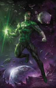 Green Lantern #6 B Lucio Parrillo Variant Vf+/nm+ Comic