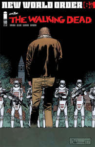 Walking Dead #180 A Charlie Adlard & Dave Stewart Vf+/nm+ Comic